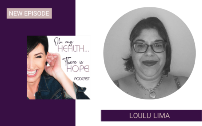 Episode 109: Travel To Overcome Difficult Times with LouLu Lima